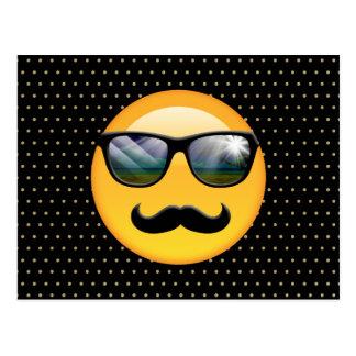 Carte Postale Emoji ID230 louche superbe