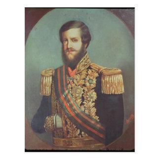 Carte Postale Empereur de Pedro II du Brésil