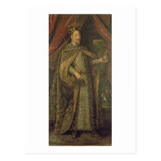 Carte Postale Empereur Matthias de l'Autriche