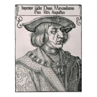 Carte Postale Empereur Maximilian I de l'Allemagne
