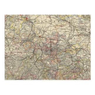 Carte Postale Empire allemand du nord-ouest