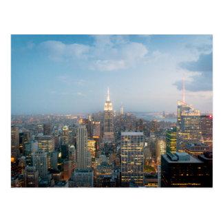 Carte Postale Empire State Building à New York City