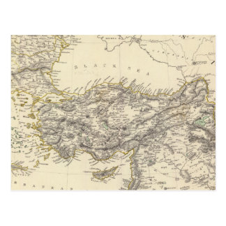Carte Postale Empire turc, Grèce