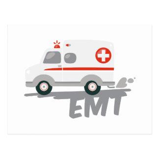 CARTE POSTALE EMT