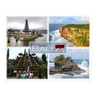 Carte Postale En Indonésie - Balil -