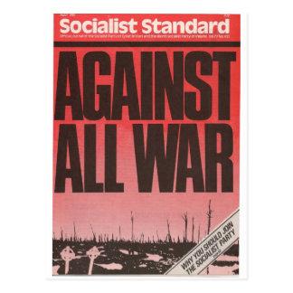 Carte Postale En mai 1981 standard socialiste