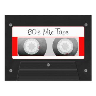 Carte Postale Enregistreur à cassettes