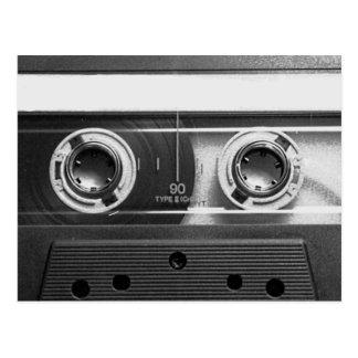 Carte Postale Enregistreur à cassettes compact