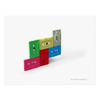 Carte Postale Enregistreurs à cassettes