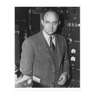 Carte Postale Enrico Fermi