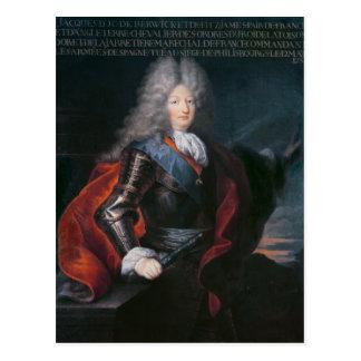 Carte Postale Ęr duc de James Stuart Fitzjames de Berwick