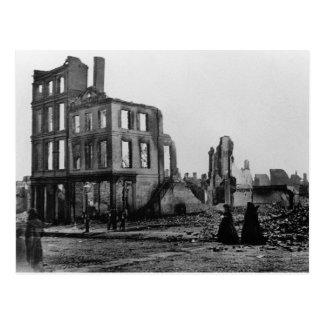 Carte Postale Ère 1865 de guerre civile de ~ de Richmond, la