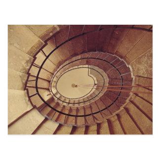 Carte Postale Escalier intérieur, 1560-61