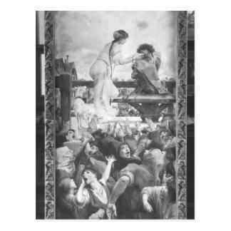 Carte Postale Esmeralda et Quasimodo, 1905
