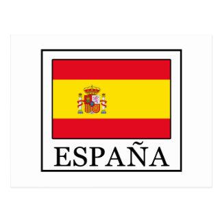 Carte Postale España