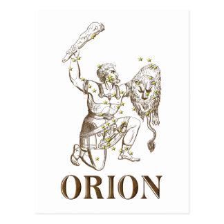 Carte Postale ESPRITS : Orion