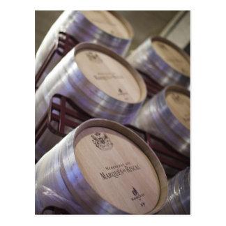 Carte Postale Établissement vinicole de Bodega Marques de