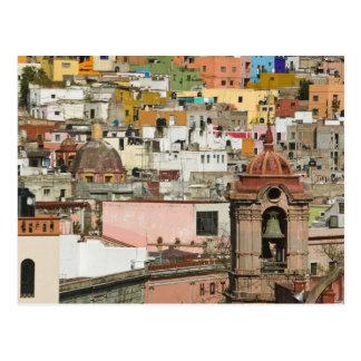 Carte Postale État du Mexique, Guanajuato, Guanajuato. Templo De