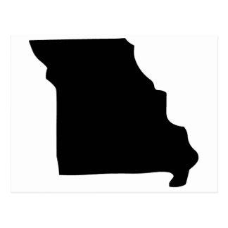 Carte Postale État du Missouri américain