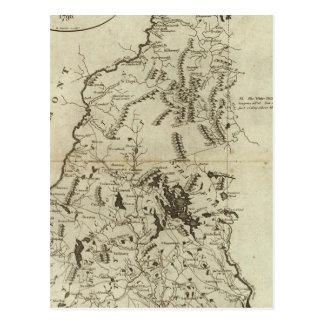 Carte Postale État du New Hampshire 4
