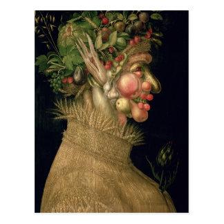 Carte Postale Été, 1563,