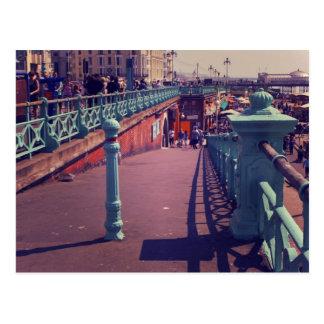 Carte Postale Été à Brighton