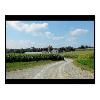 Carte Postale Été de ~ dans le ~ 64 du comté de Lancaster