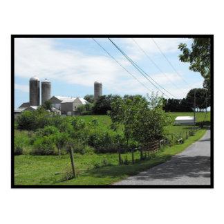 Carte Postale Été de ~ dans le ~ 79 du comté de Lancaster