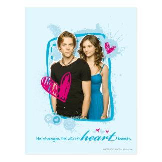 Carte Postale Ethan et Tara