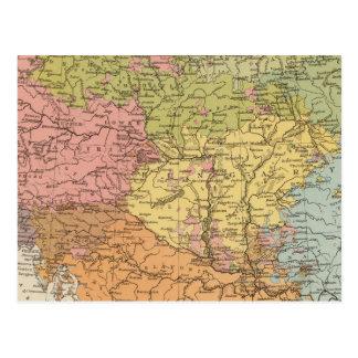 Carte Postale Ethnog Autriche Hongrie