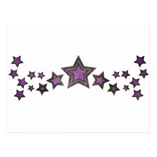Carte Postale étoile de star