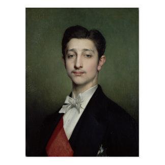 Carte Postale Eugene-Louis-Napoléon Bonaparte 1874