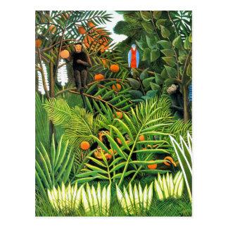 """Carte postale : """"Exotique"""" de paysage/""""Paysage"""