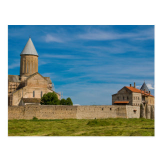 Carte Postale Extérieur antique de monastère