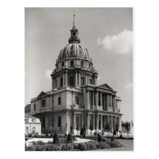 Carte Postale Façade de l'église de St Louis