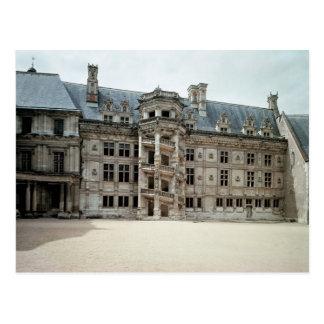 Carte Postale Façade du sud-est de l'aile de Francois I