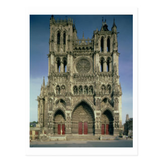 Carte Postale Façade occidentale, c.1220-70 (photo) (pour des