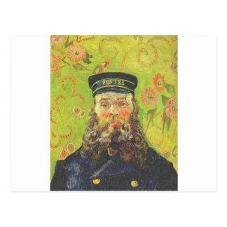 Carte Postale Facteur de portrait Joseph Roulin - Vincent van