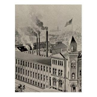 Carte Postale Facturations et Spencer Co