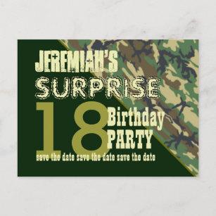 invitations faire part cartes anniversaire 18 ans. Black Bedroom Furniture Sets. Home Design Ideas