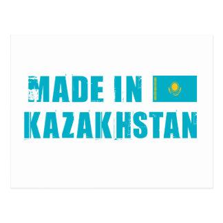 Carte Postale Fait dans Kazakhstan