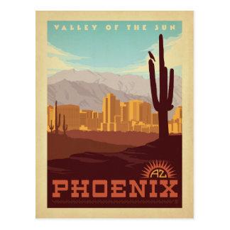 Carte Postale Faites gagner la date | Phoenix, AZ