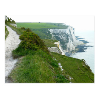 Carte Postale Falaises blanches de Douvres