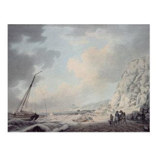 Carte Postale Falaises de Douvres