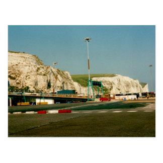 Carte Postale Falaises de Douvres - l'Angleterre