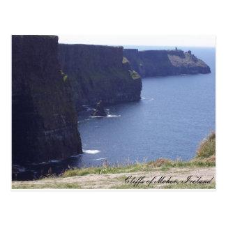 Carte Postale Falaises de Moher