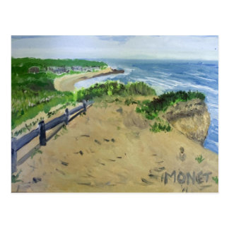 Carte Postale Falaises de Montauk