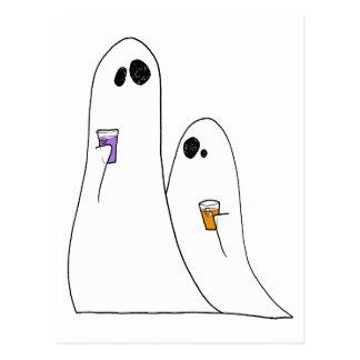 Carte Postale Fantômes