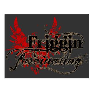 Carte Postale Fascination de Friggin