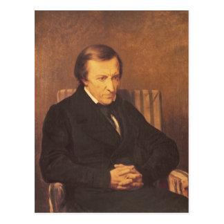 Carte Postale Felicite Robert de Lamennais, 1845